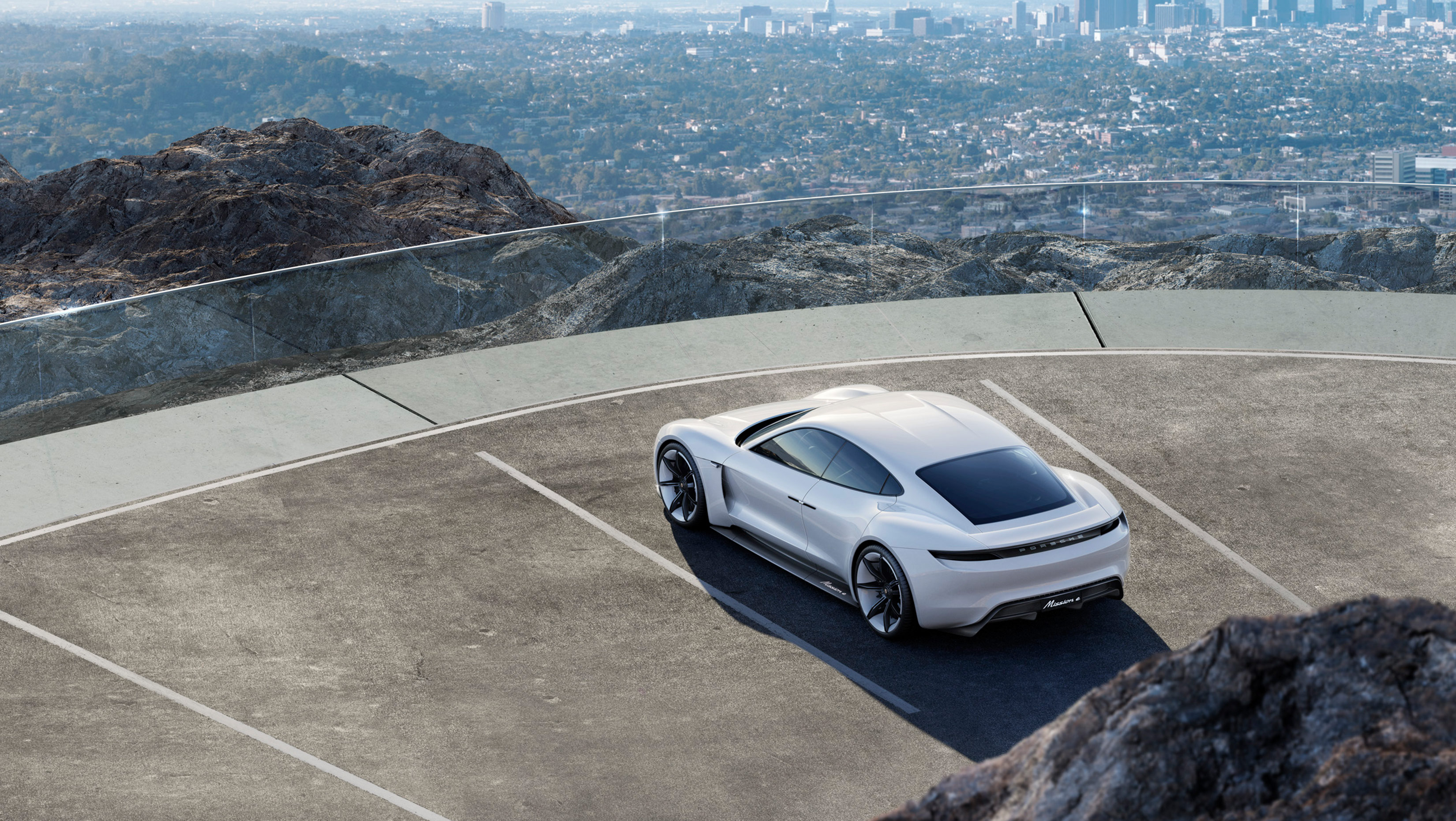 porsche-taycan5 Porsche Taycan ameninta suprematia Tesla