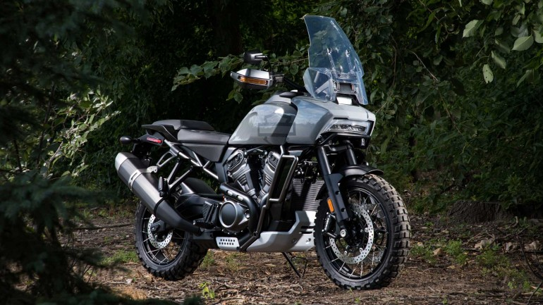 Pan_America-770x433 Harley Davidson intra in sfarsit in secolul 21 cu vesti mari