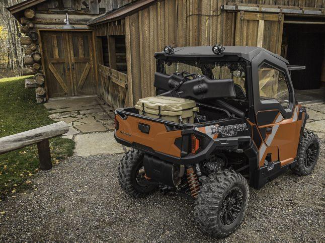 high-lifter Polaris a prezentat gama off-road pentru anul 2019