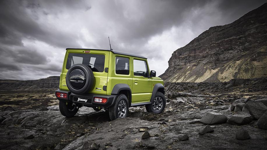 jimny-spate Vezi cum se descurca noul Suzuki Jimny la off-road (Video)