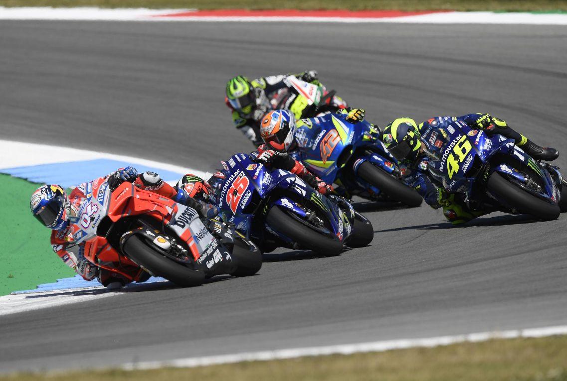 moto-gp1 MotoGP 2018: Marc Marquez a triumfat in Olanda