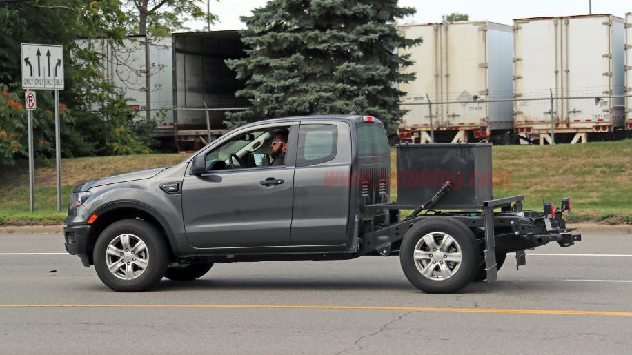 ranger-spate Ford Ranger XL, spionat!
