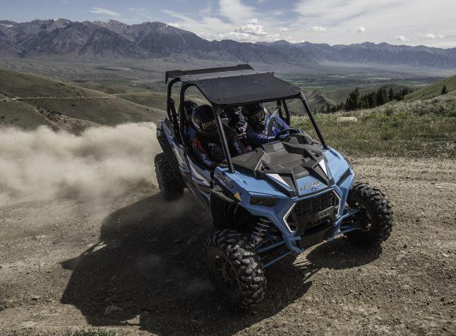 rzr Polaris a prezentat gama off-road pentru anul 2019