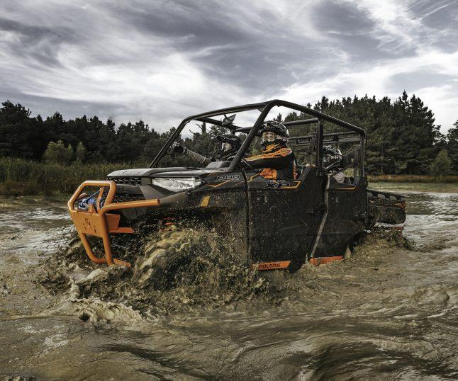 workhorse Polaris a prezentat gama off-road pentru anul 2019