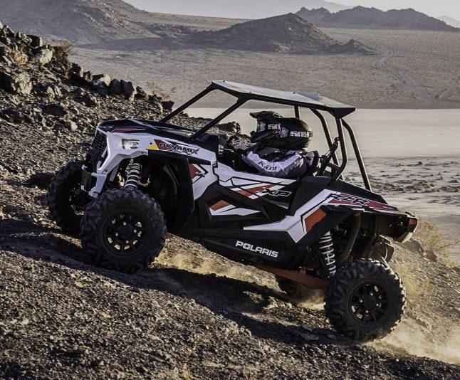 xp-1000 Polaris a prezentat gama off-road pentru anul 2019