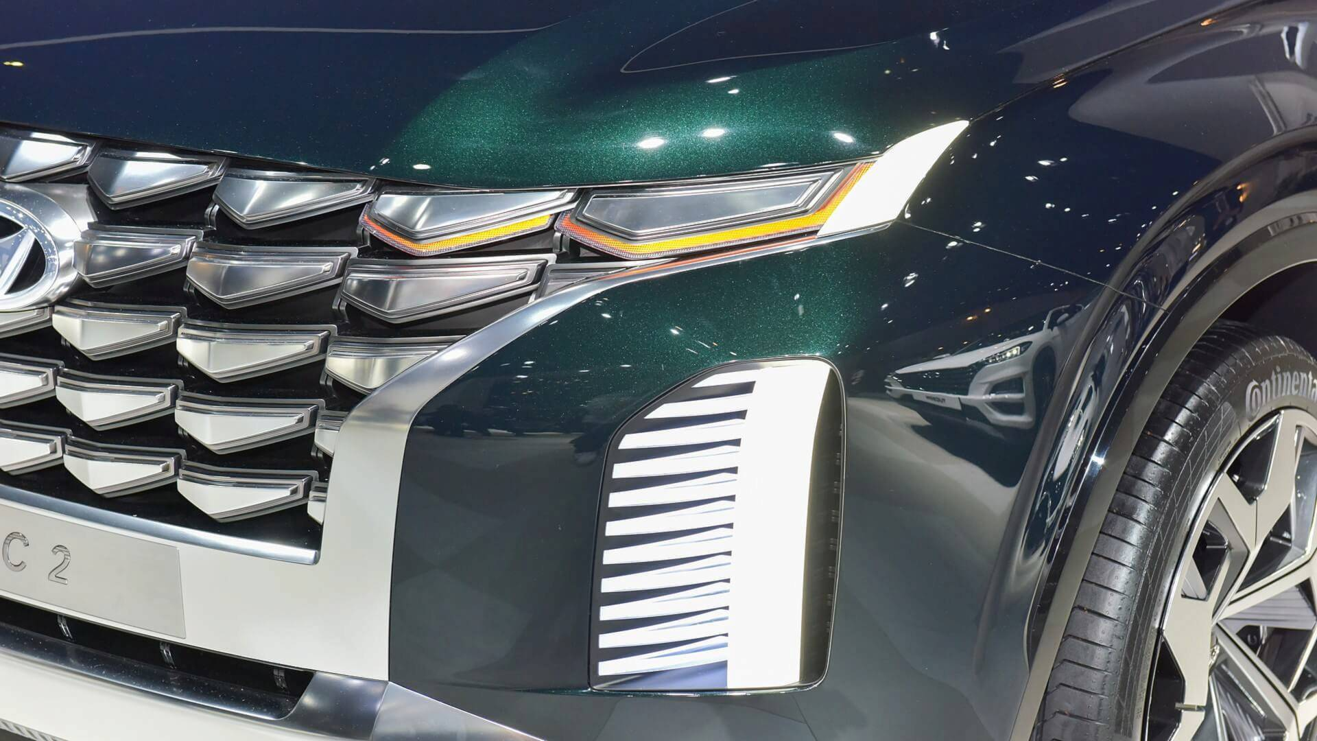 hyundai-hdc-2-grandmaster-concept-4 SUV-ul Hyundai se zvoneste a fi un concurent pentru Toyota Land Cruiser