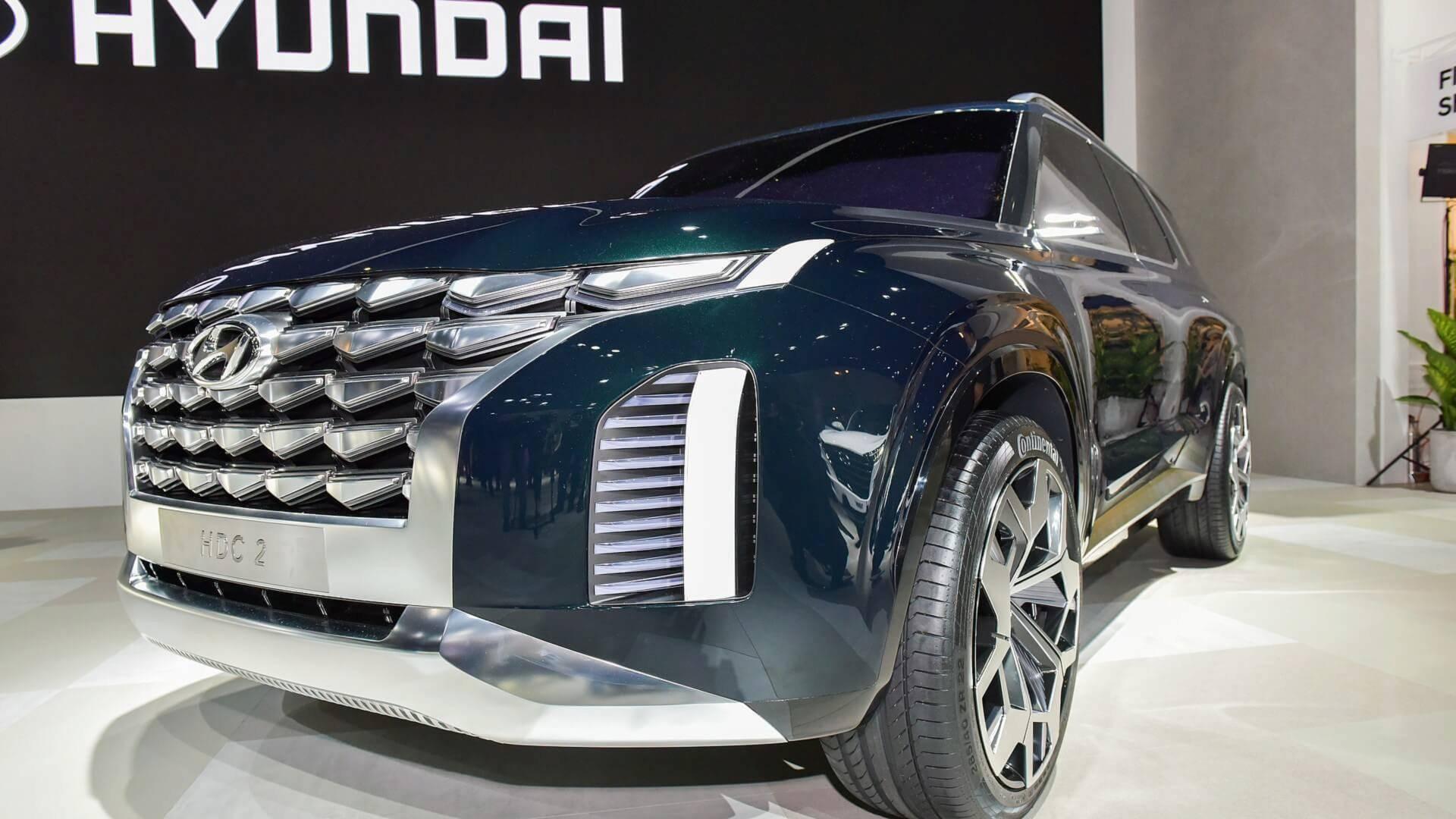 hyundai-hdc-2-grandmaster-concept-5 SUV-ul Hyundai se zvoneste a fi un concurent pentru Toyota Land Cruiser