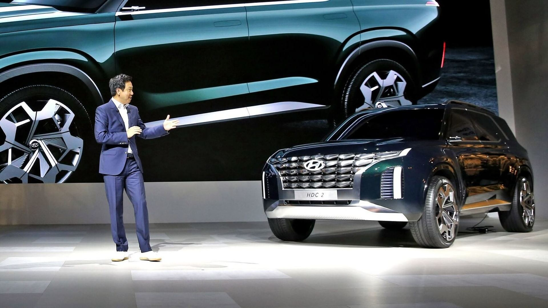 hyundai-hdc-2-grandmaster-concept-7 SUV-ul Hyundai se zvoneste a fi un concurent pentru Toyota Land Cruiser