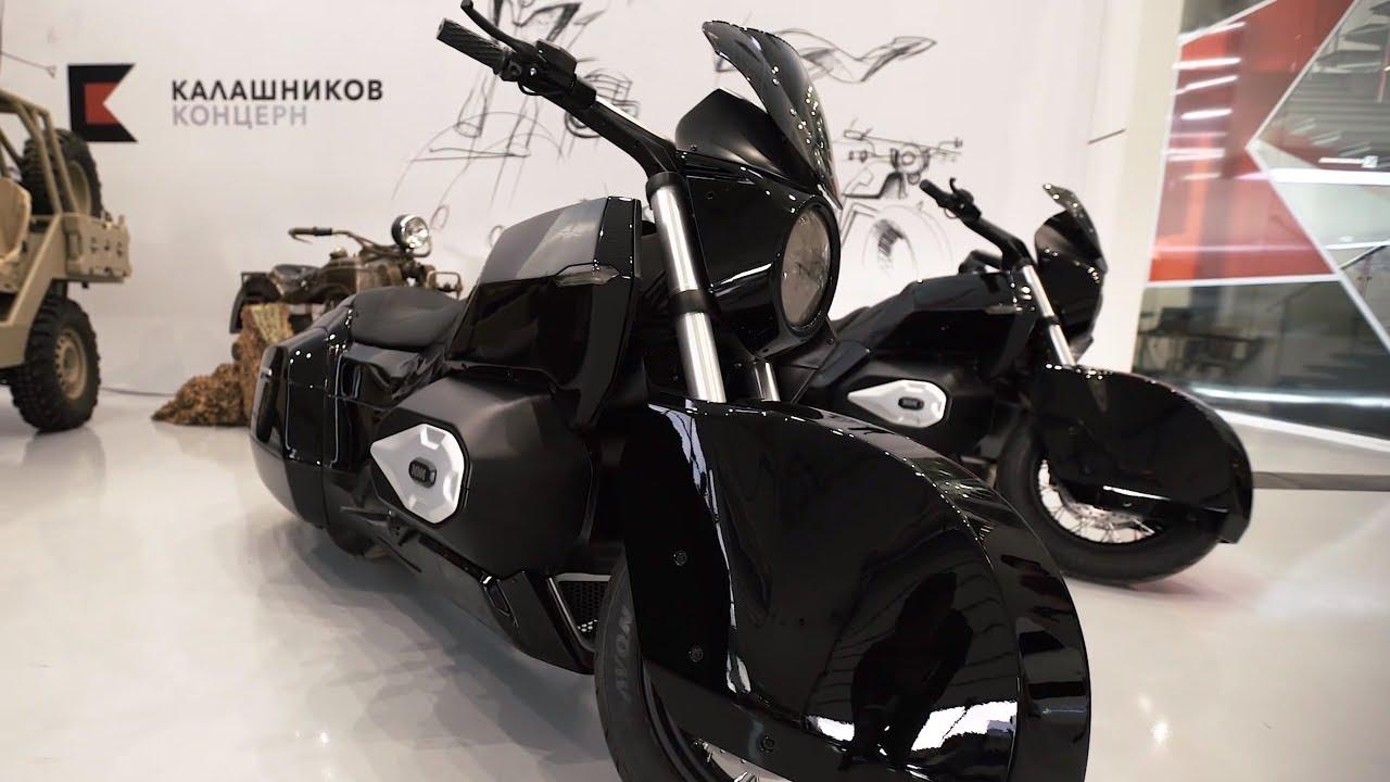 maxresdefault Motocicleta Kalashnikov arata exact cum va asteptati