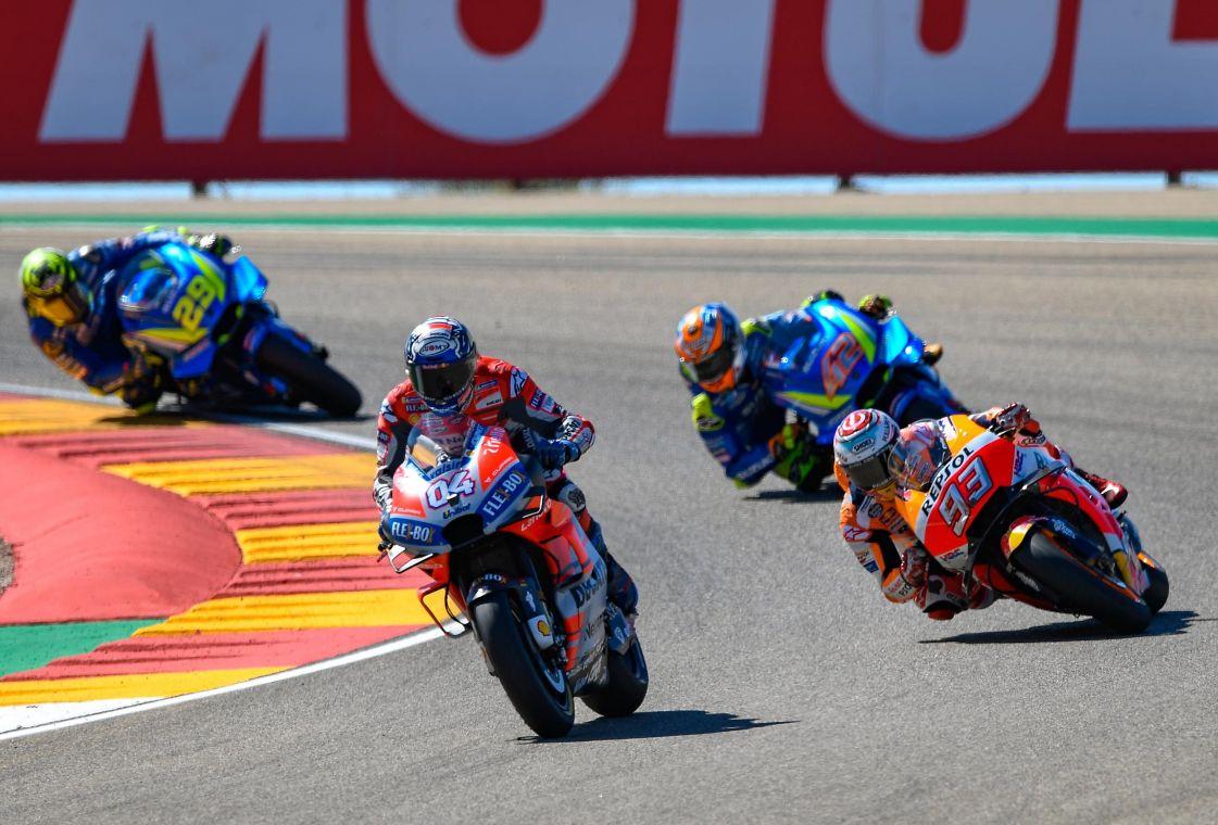 marc-marquez O noua victorie pentru Marc Marquez in MotoGP