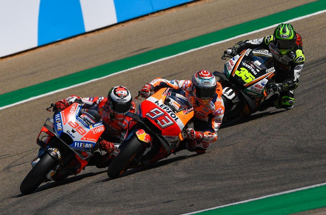 moto-gp3 O noua victorie pentru Marc Marquez in MotoGP