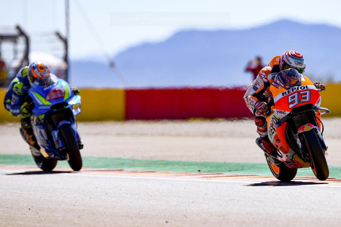 motogp-1-1 O noua victorie pentru Marc Marquez in MotoGP