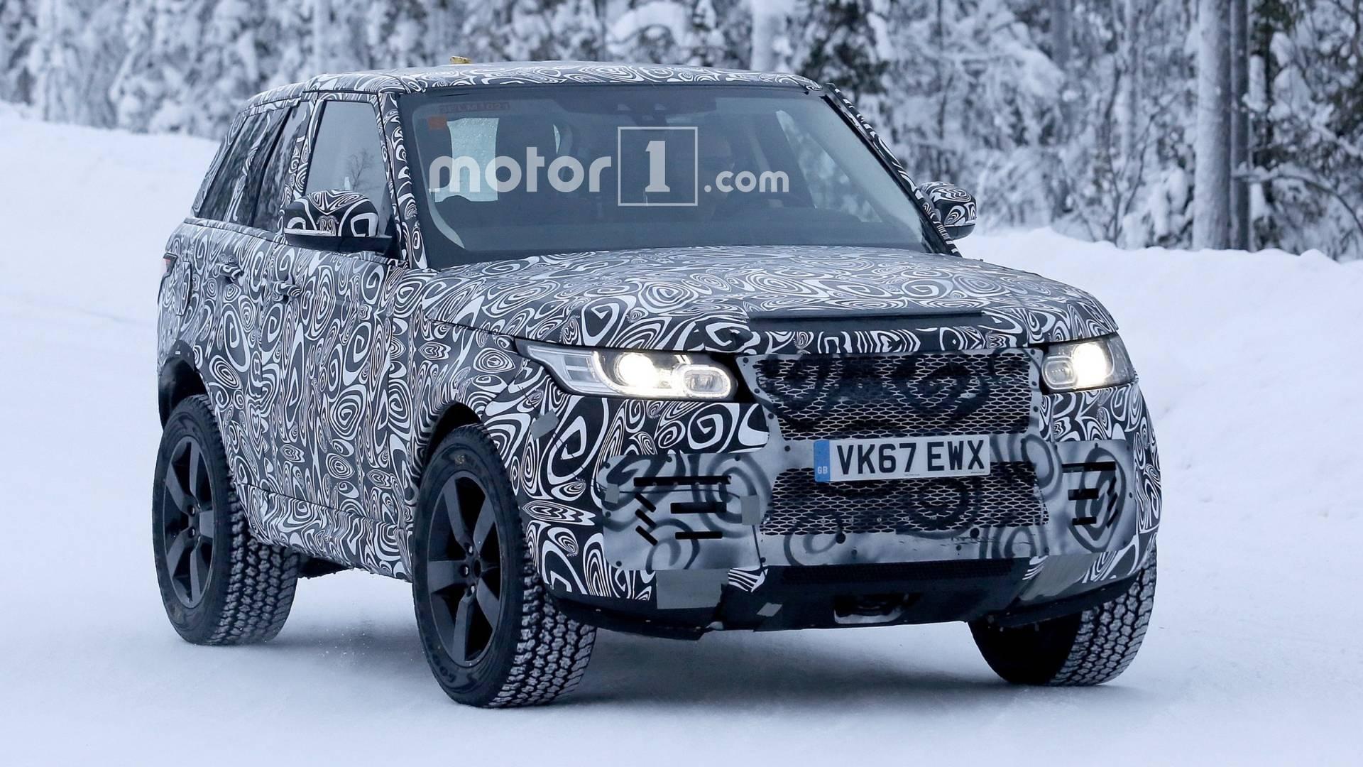 2019-land-rover-defender-spy-photo-1 Land Rover Defender Sport vine ... in 2026