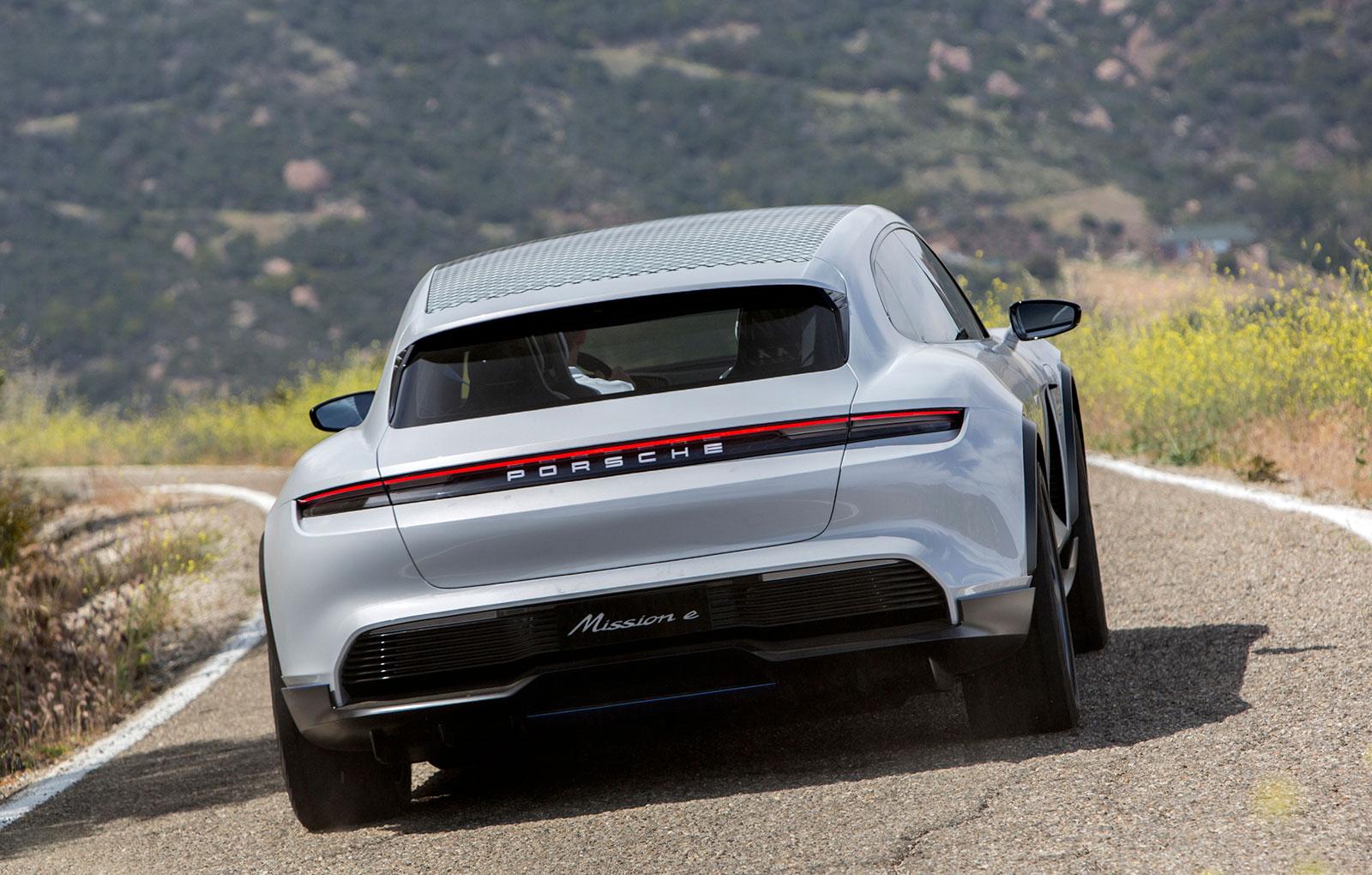 Porsche-Mission-E-Cross-Turismo2 Porsche Mission E Cross Turismo va primi o versiune de serie