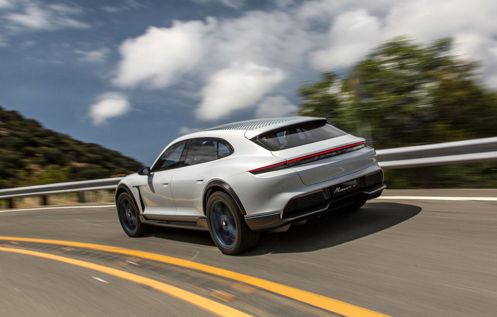 Porsche-Mission-E-Cross-Turismo4 Porsche Mission E Cross Turismo va primi o versiune de serie