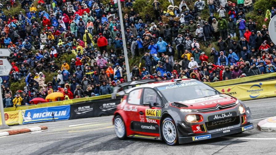 loeb Lupta nebuna in WRC 2018: Ogier si Neuville, despartiti de doar 3 puncte inaintea ultimei curse