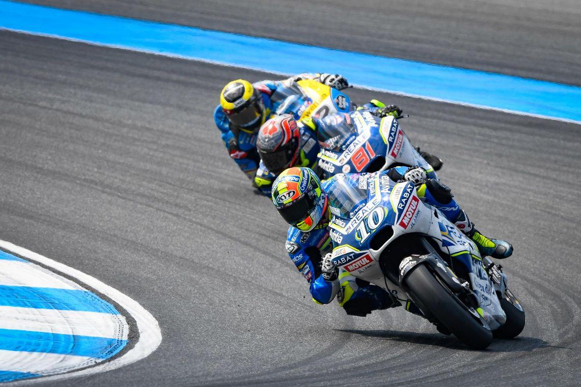 motogp1 MotoGP: Marc Marquez s-a impus greu in Thailanda