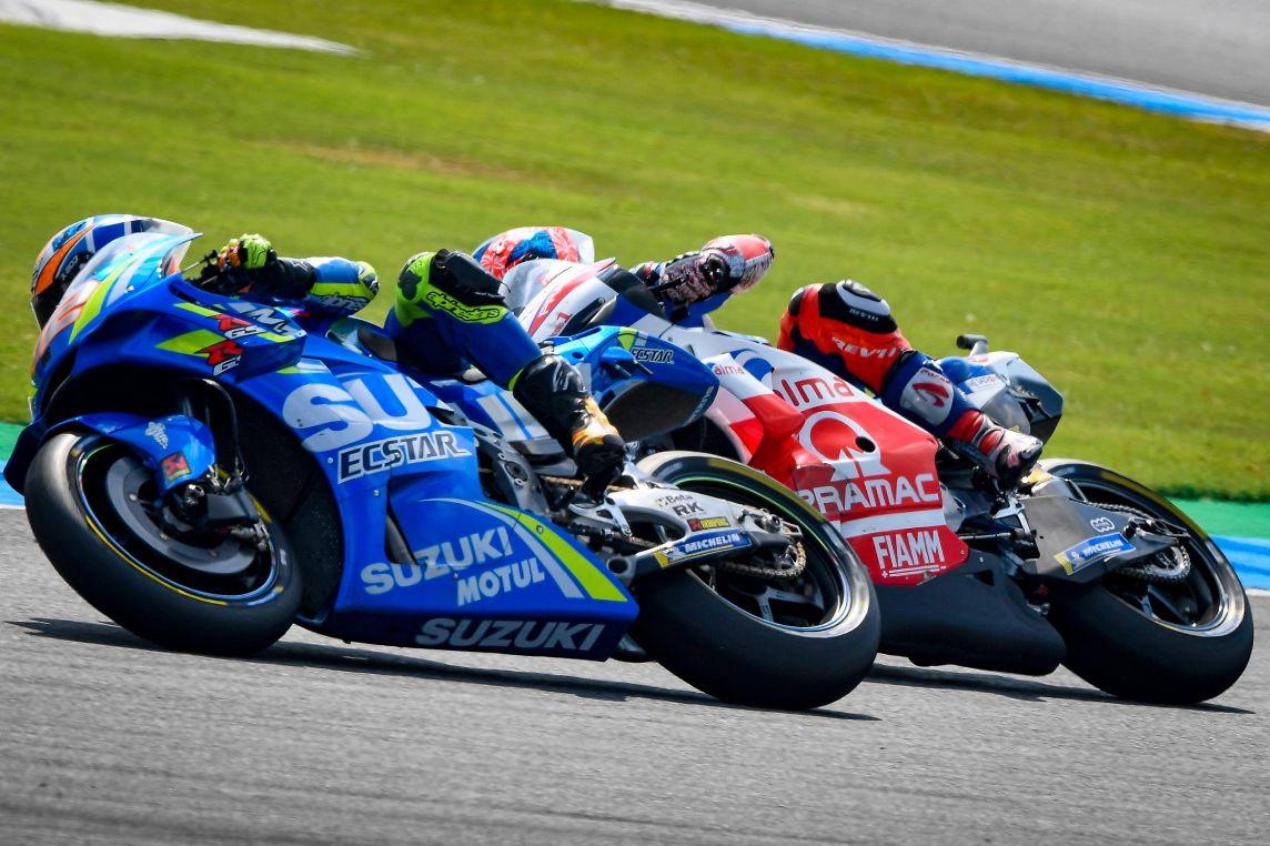 motogp2 MotoGP: Marc Marquez s-a impus greu in Thailanda