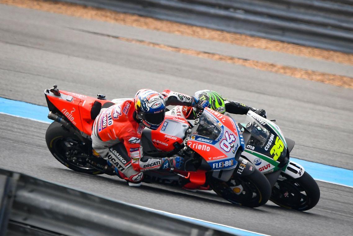 motogp3 MotoGP: Marc Marquez s-a impus greu in Thailanda