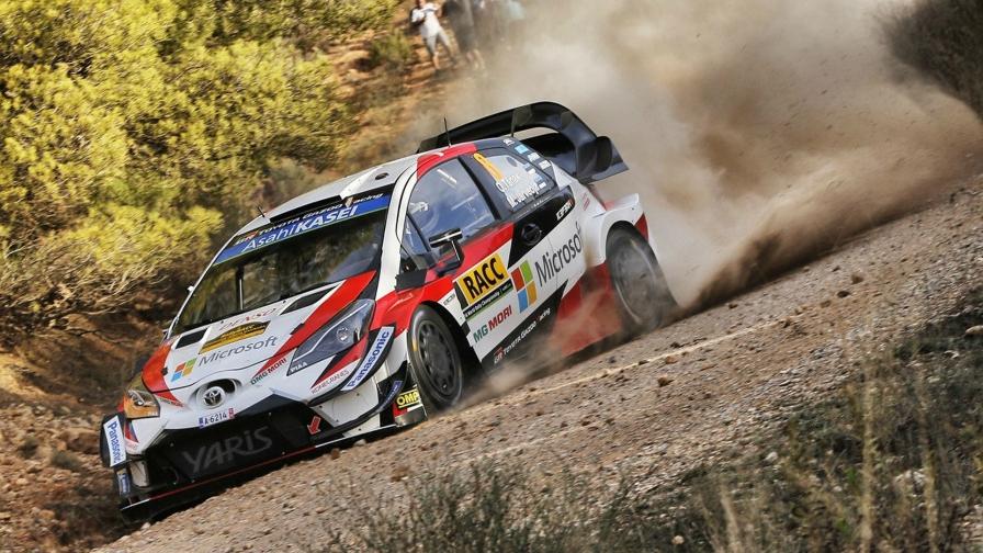 tanak Lupta nebuna in WRC 2018: Ogier si Neuville, despartiti de doar 3 puncte inaintea ultimei curse