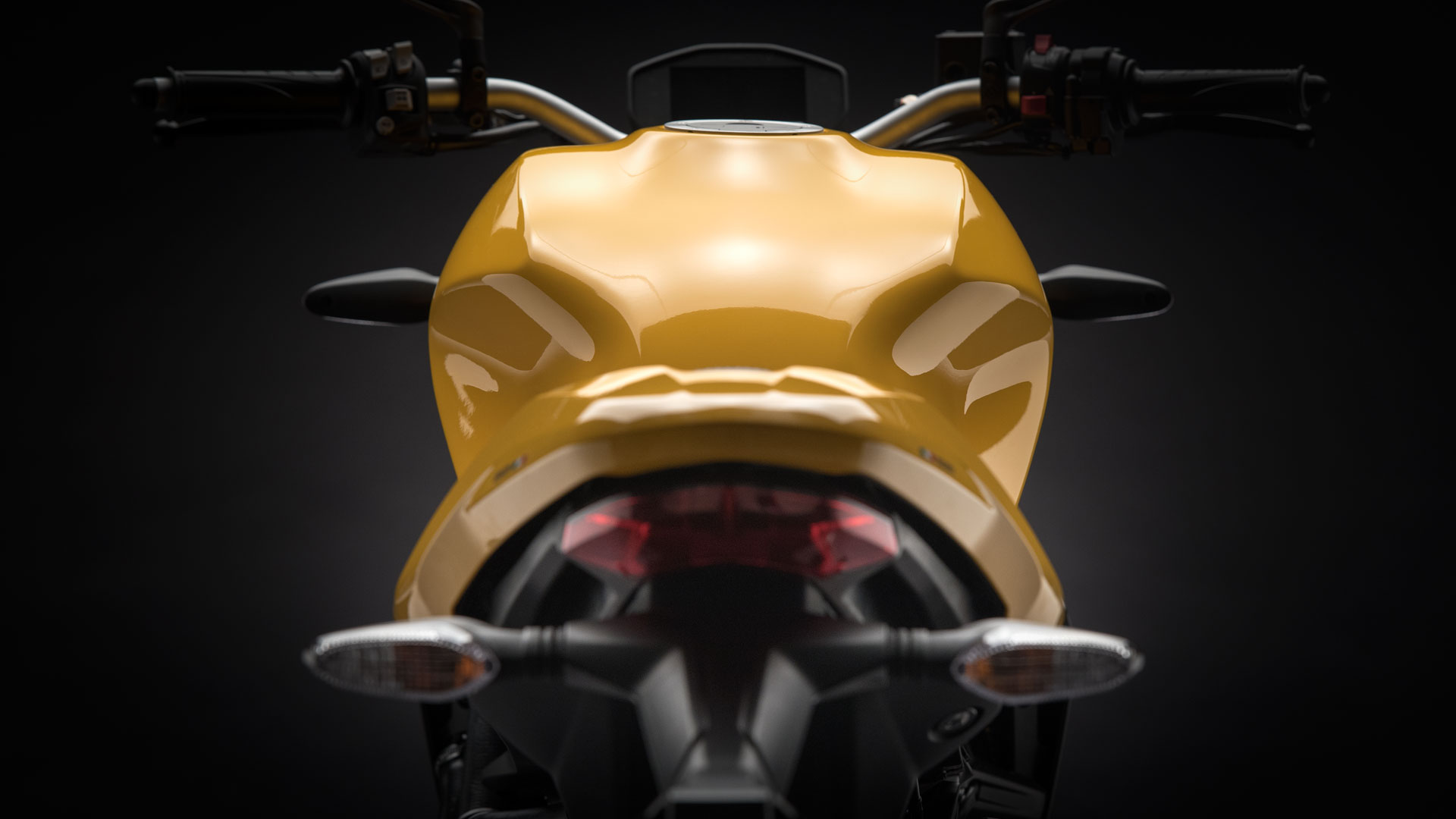 Monster-821-MY18-Yellow-20-Slider-Gallery-1920x1080 Ducati Monster 821 Stealth - perfect pentru toata lumea !