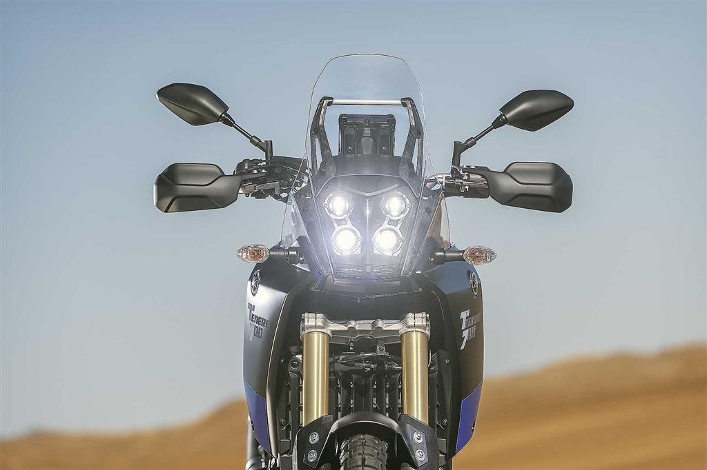 Ténéré Noua Yamaha Ténéré 700 pregatita pentru aventura