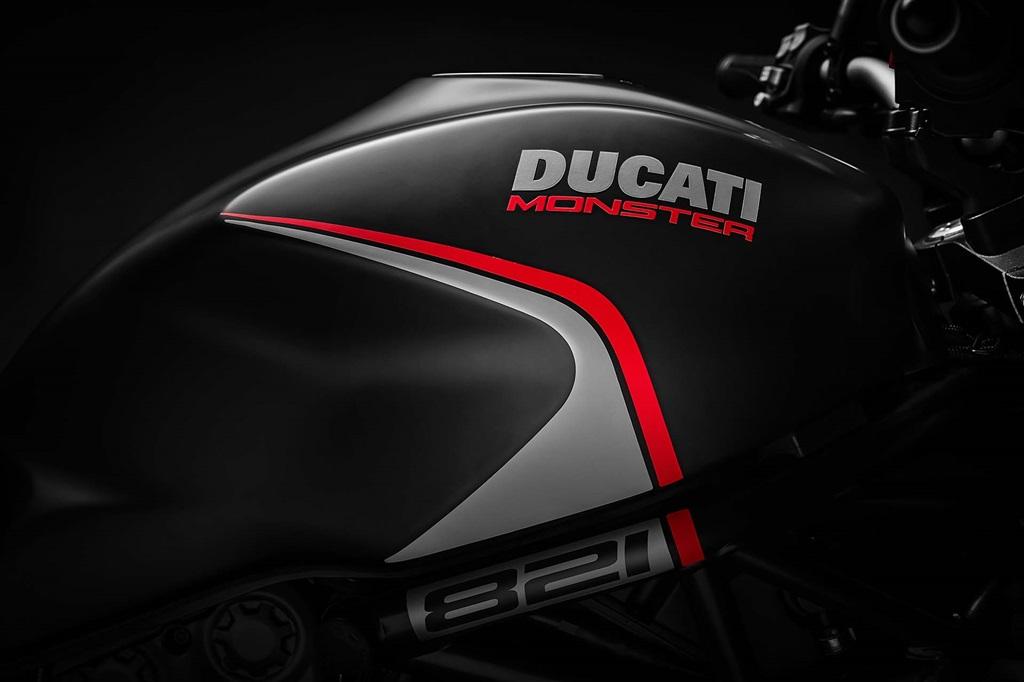 daaw Ducati Monster 821 Stealth - perfect pentru toata lumea !