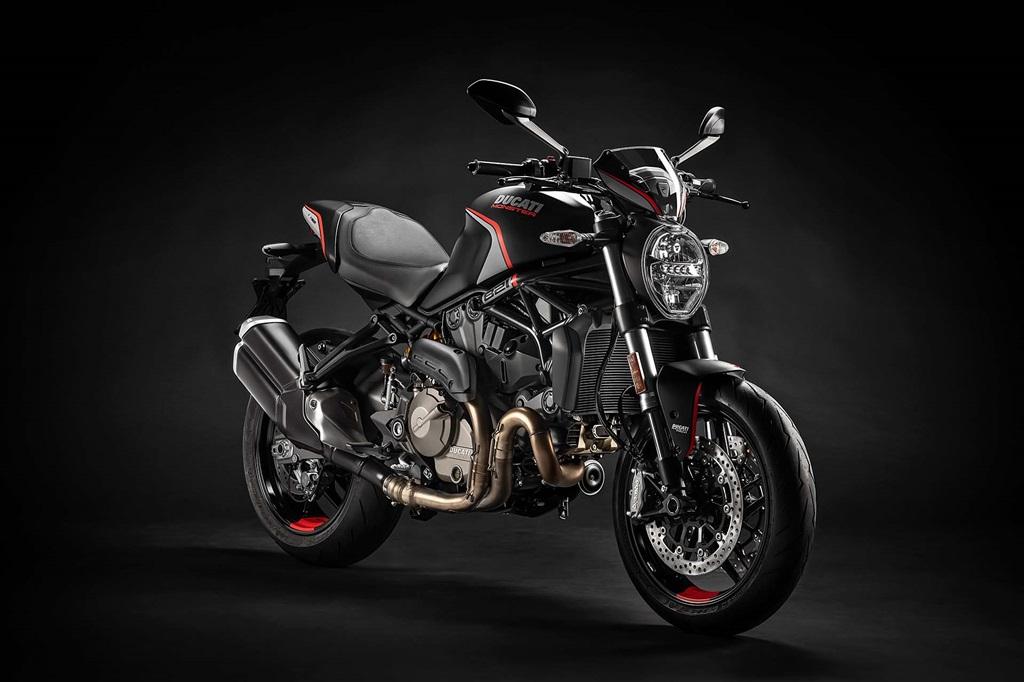 dafwb Ducati Monster 821 Stealth - perfect pentru toata lumea !