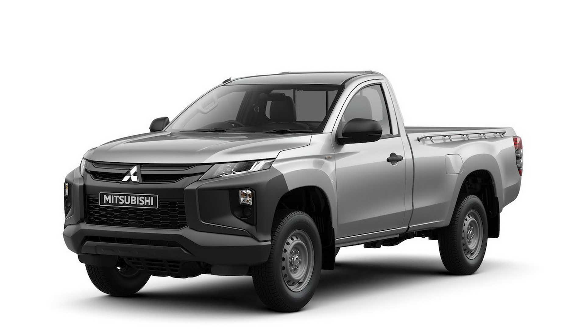 er Mitsubishi L200 / Triton 2019 apare oficial in noi imagini cu un design indraznet