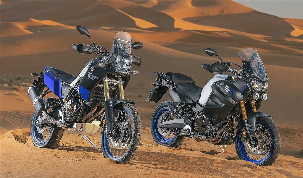 fawf Noua Yamaha Ténéré 700 pregatita pentru aventura
