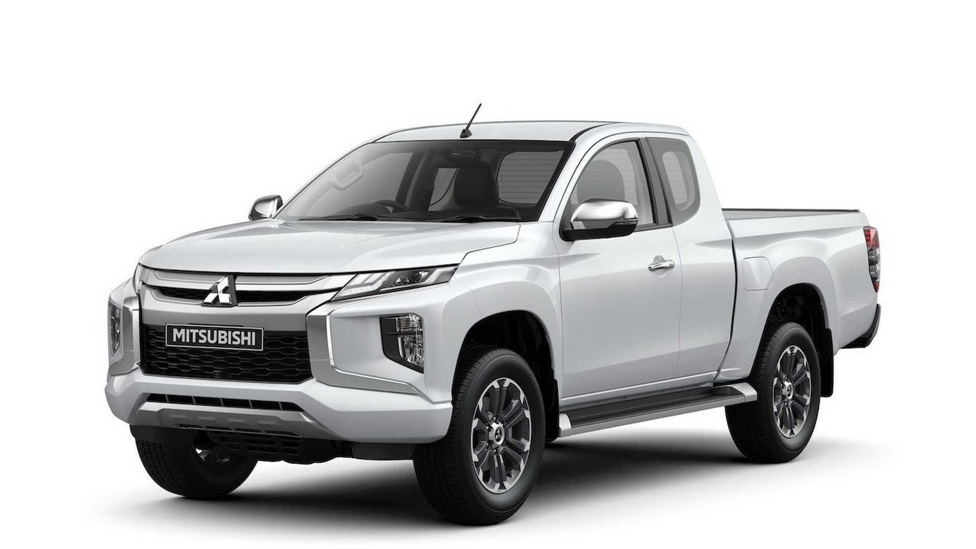 htfts Mitsubishi L200 / Triton 2019 apare oficial in noi imagini cu un design indraznet