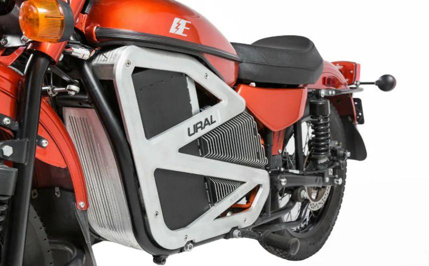ural-motocicleta-electrica-motor Ural ne prezinta o motocicleta complet electrica