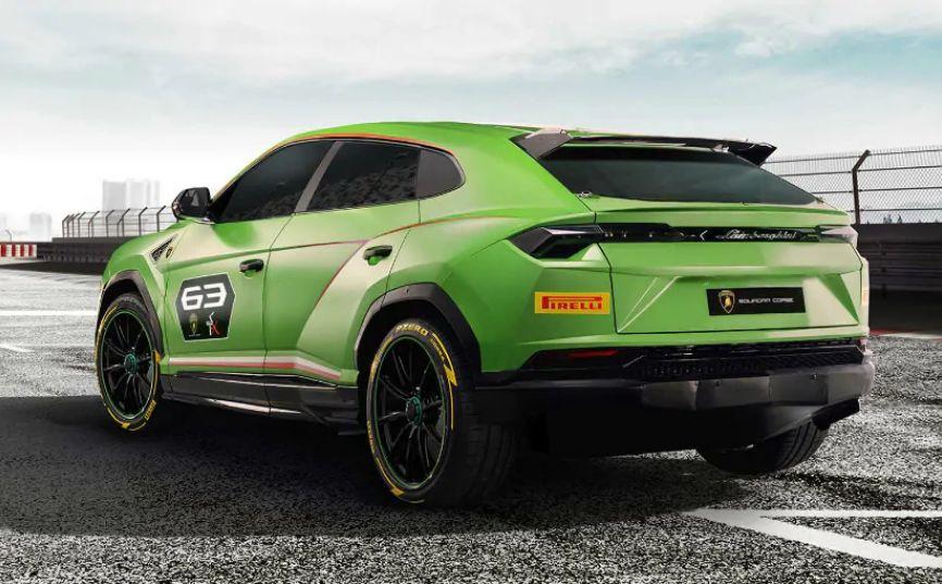 urus-st-x-concept-spate Lamborghini Urus va participa in curse de rallycross