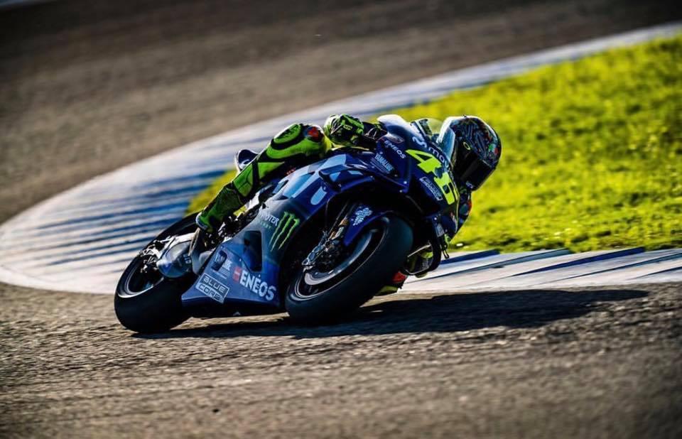valentino-rossi-jerez-2 Valentino Rossi trage un mare semnal de alarma dupa testele cu noile motorizari Yamaha