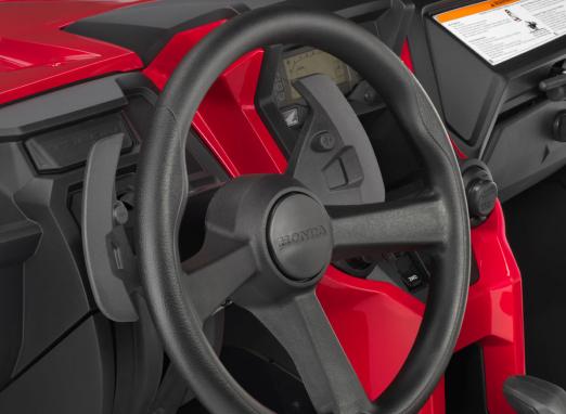 2019-Honda-Talon-1000R-Paddleshift Honda a dezvaluit noul SSV TALON 1000X si TALON 1000R