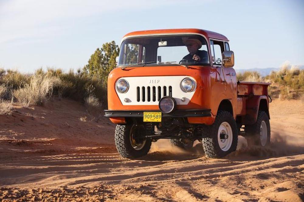 Jeep-FC-150 Noul Jeep Gladiator si tot ce trebuie sa stim despre el