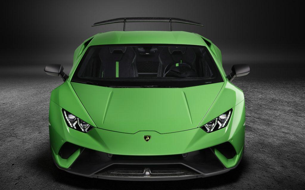 Lamborghini-Huracan-Performante Top 5 masini conduse de Jeremy Clarkson in 2018