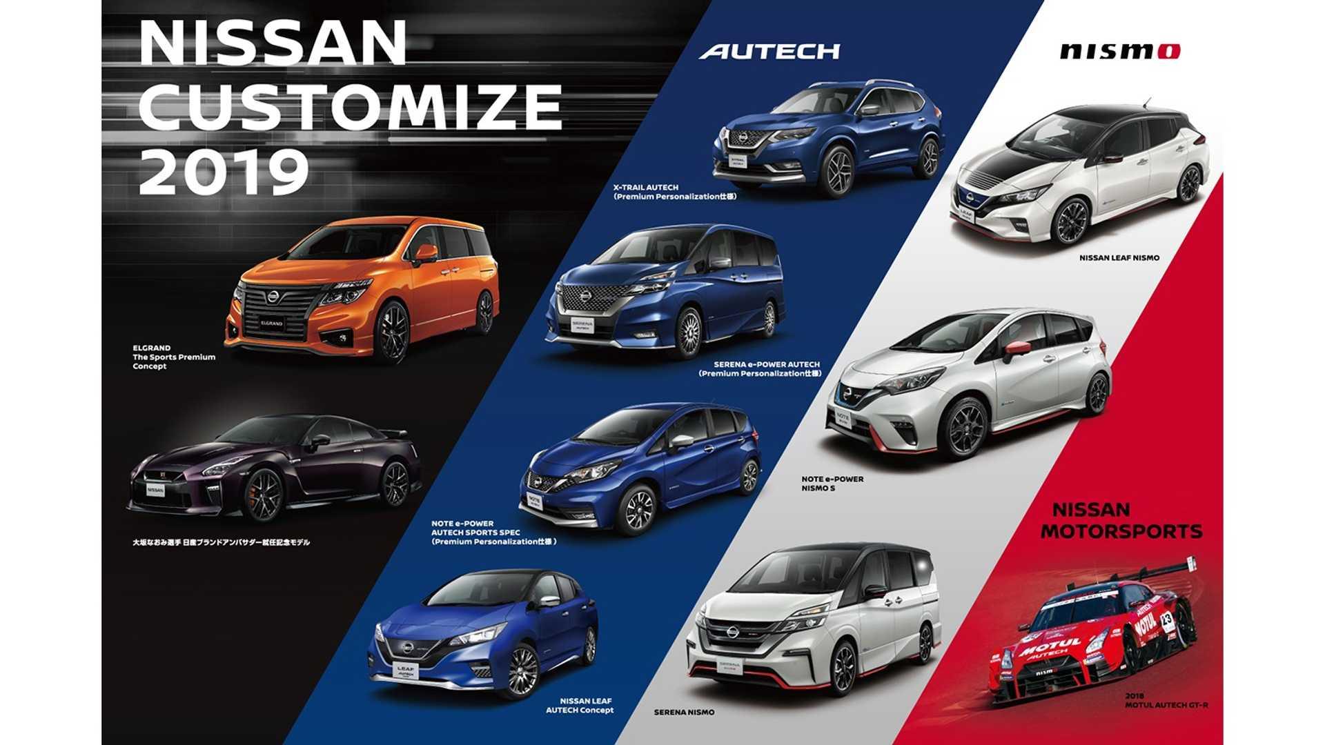 nissan-at-the-tokyo-auto-salon-2019-1 Nissan Juke Snowmobile si alte exclusivitati se indreapta spre Salonul Auto Tokyo