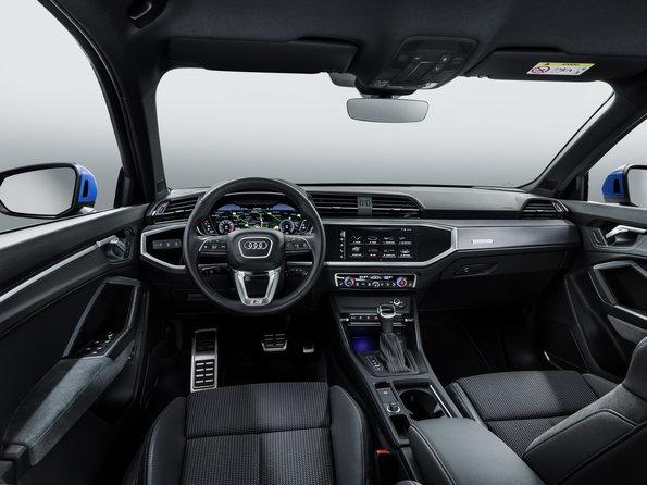 A188622_small Noul Audi Q3,  mai confortabil, mai indraznet