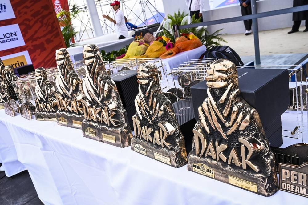 Dakar-2019-2 Dakar 2019- Etapa 10: Final de aventura