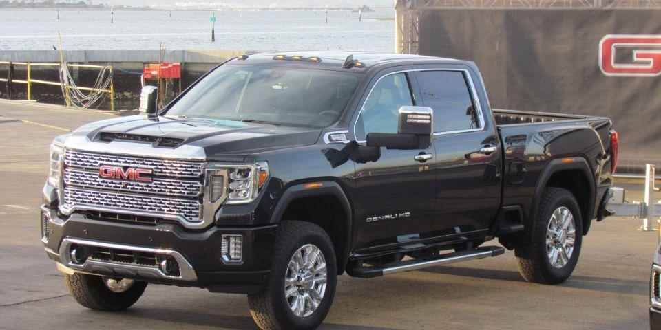 Noul GMC Sierra Heavy Duty e si mai mare - Blog Best Ride