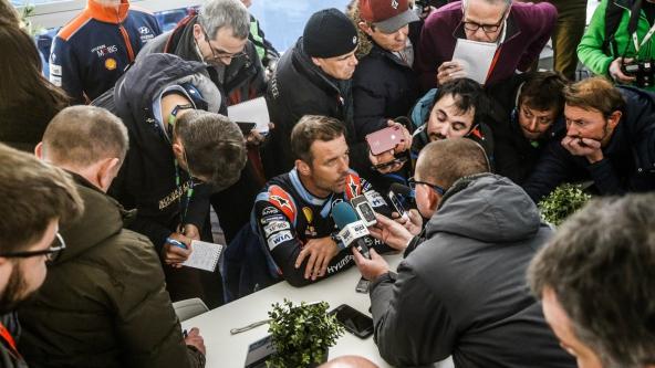 Loeb-Monte-Carlo WRC 2019- Raliul Monte Carlo: Meeke, primul la Shakedown