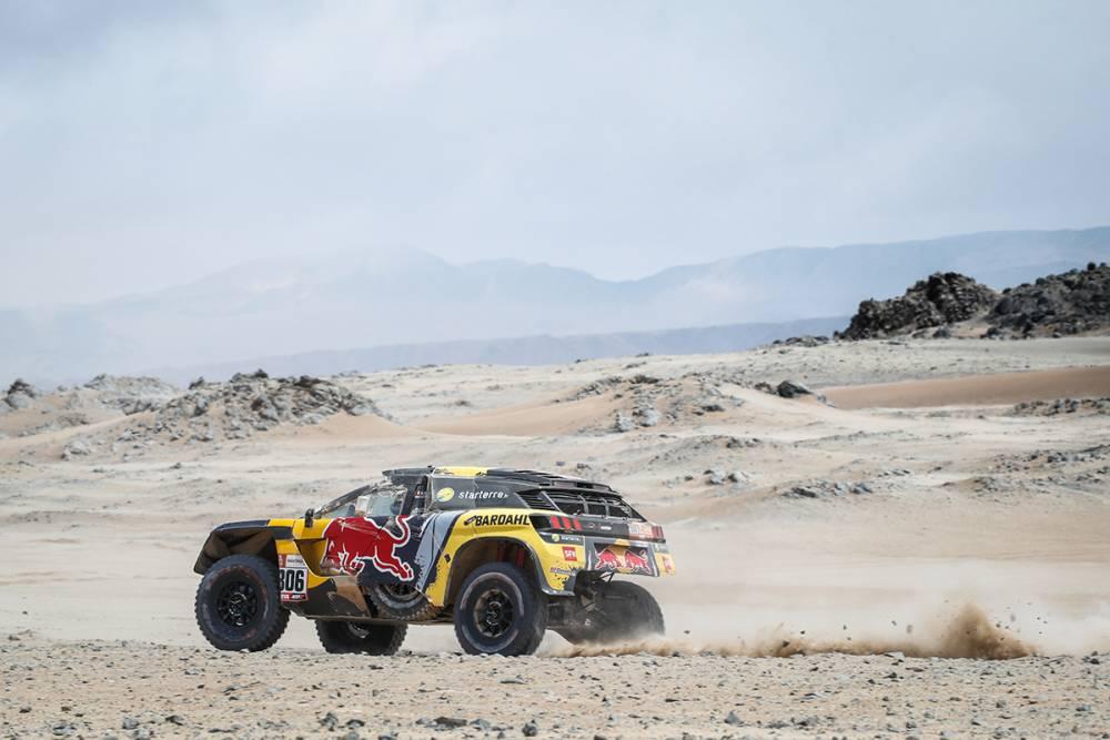 Loeb Dakar 2019