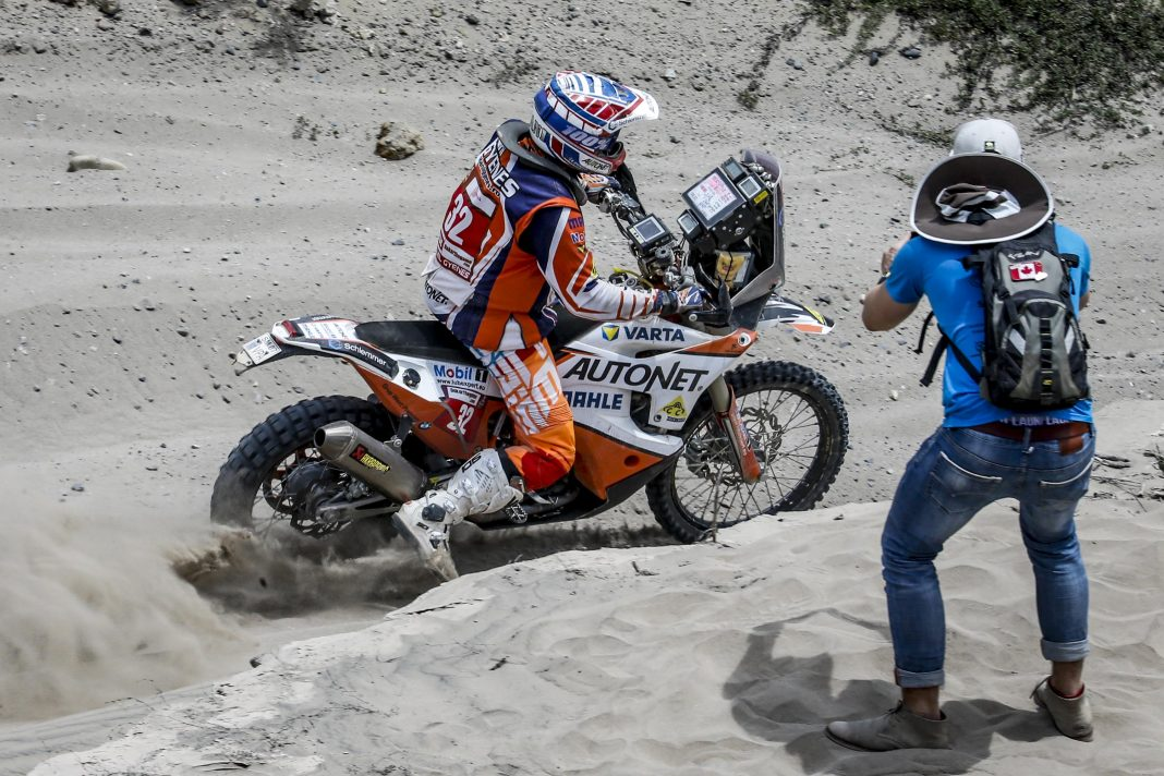 Dakar 2019 Gyenes