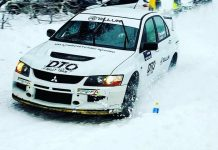 Porcisteanu Winter Rally