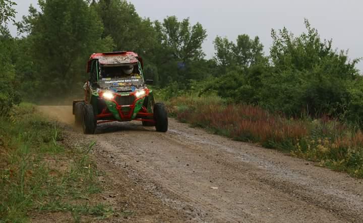Rally-Raid Ghidul aventurilor 4x4: Domenii off-road