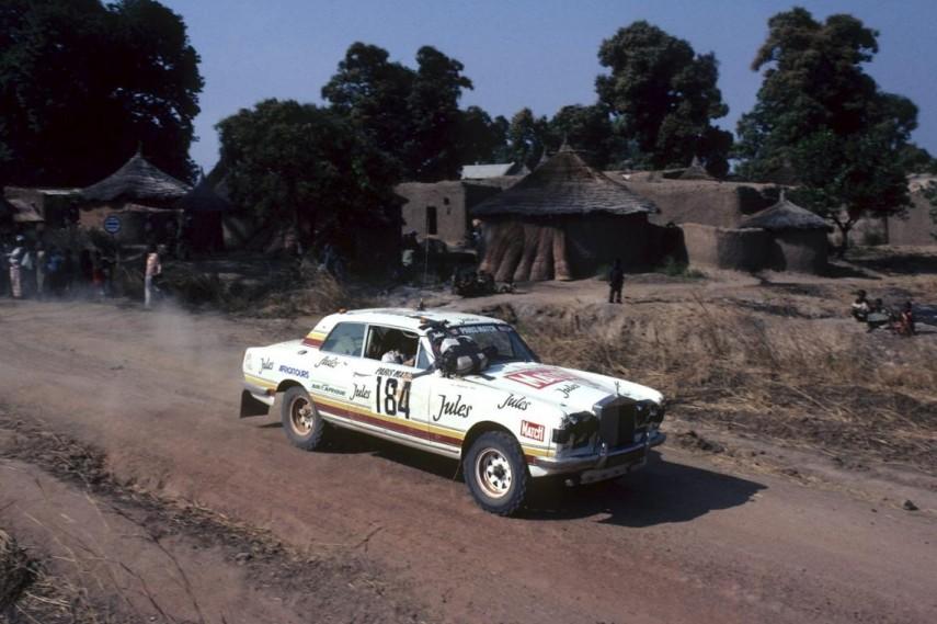 Rolls-Royce Raliul Dakar si cinci modele inedite