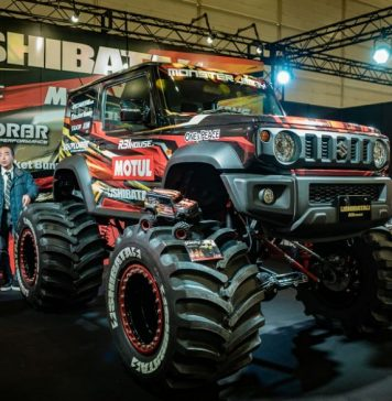 Suzuki-Jimny-Monster-Truck-1-356x364 Blog Off Road