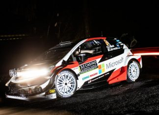 WRC 2019- Raliul Monte Carlo Tanak