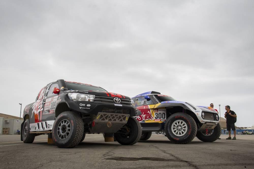 dakar-rally-1 Start in Dakar Rally 2019: Emanuel Gyenes e si el prezent in Peru
